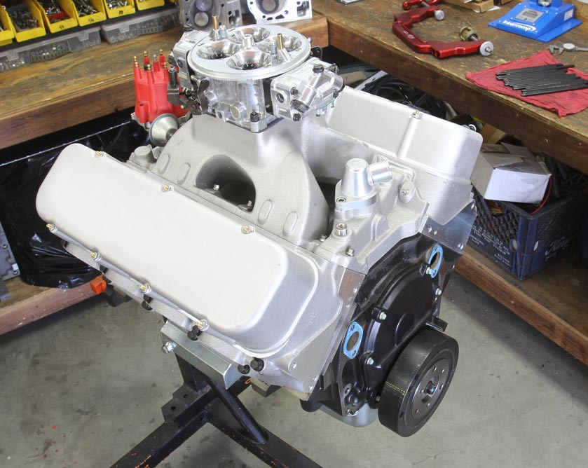 Everything You Wanted to Know About the Big-Block Chevy Engine